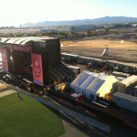 Performance Staging in Las Vegas