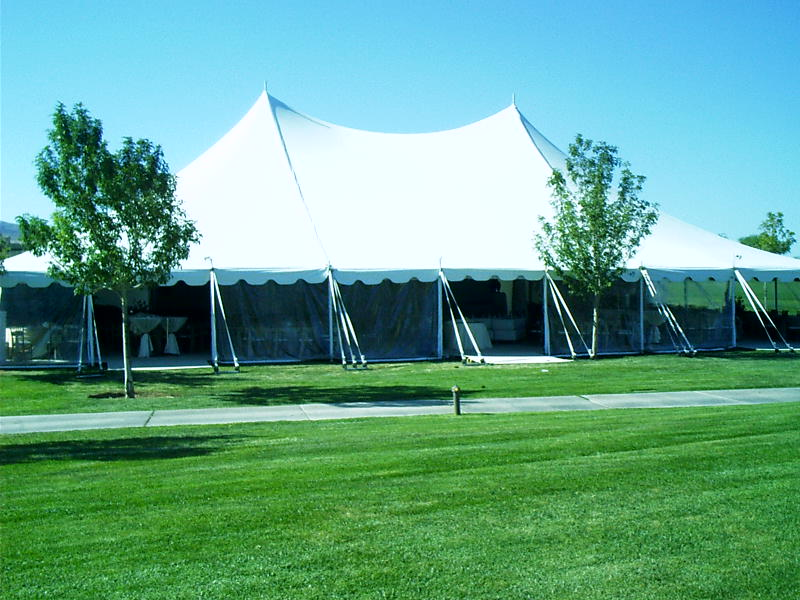 Las Vegas large tent rental