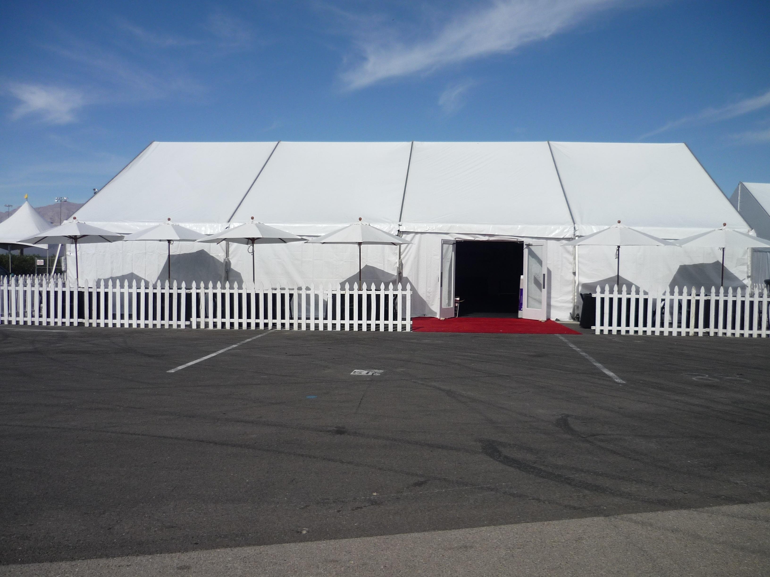 event tent rental Henderson