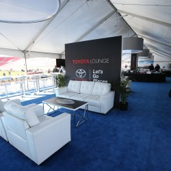skybox rental for event Las Vegas