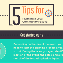 tips for planning local event copy