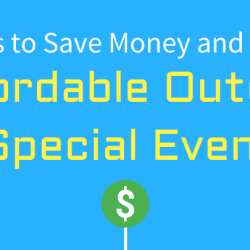 affordable event infograhpic title