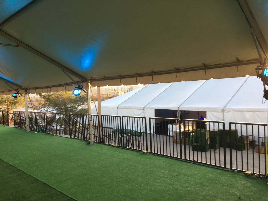 event tent rental las vegas