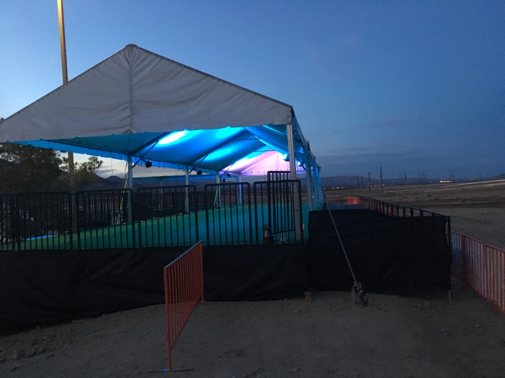 large tent rental las vegas