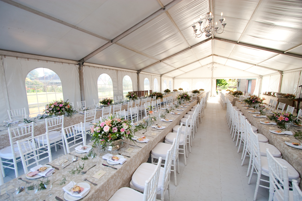 Top Reasons To Rent Walled Tents For Your Wedding